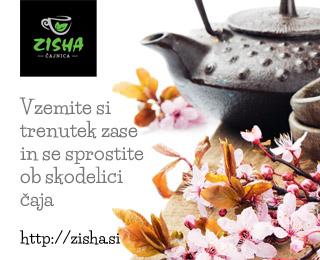 Zisha spletna cajnica