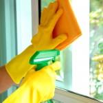 čiščenje okenski stekel