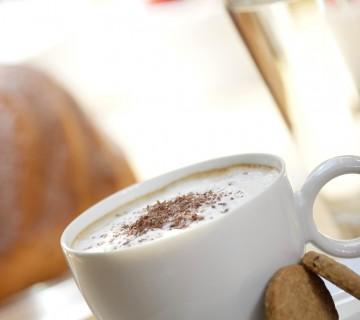 dunajska kava Melange