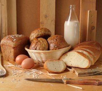 različne vrste kruha
