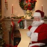 Božiček piše spisek