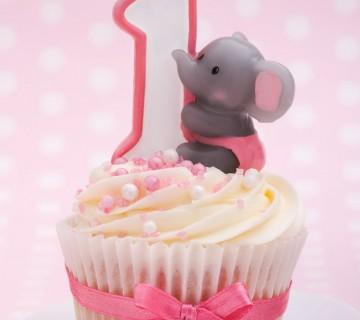 mini tortica za prvi rojstni dan