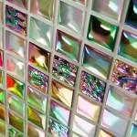steklen mozaik