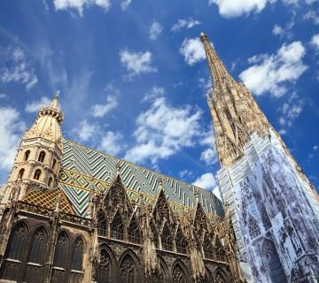 Štefanova katedrala na Dunaju