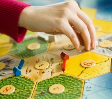 igranje družabne igre