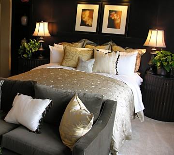 lepo pogrnjena postelja