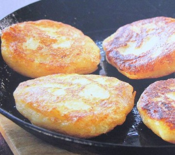 krompirjeve pogačice