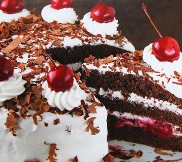 torta črni gozdiček