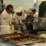 kuharji na delu