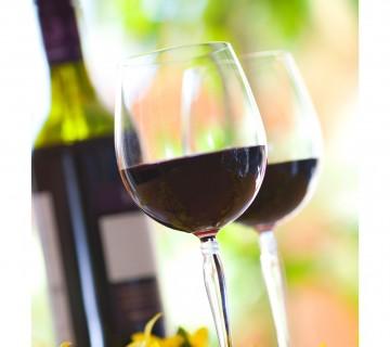 kozarca z vinom