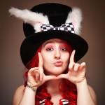 rdečelasa čarodejka