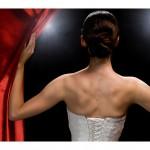 hrbet balerine