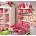 ljubka soba za deklico