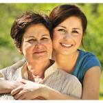 smeh in solze materinski
