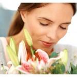 ženska vonja rože