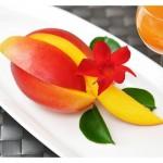 razrezan mango