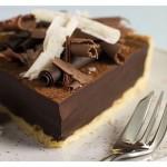 čokoladna pita - kos