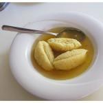 zdrobovi žličniki v juhi