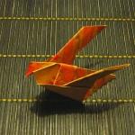 ptiček origami
