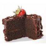 torta - čokoladni biskvit za torto