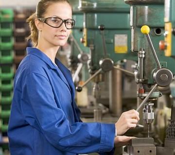 delavka v kovinarstvu