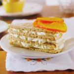 začinjena pomarančna torta