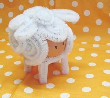 ovca iz jajce
