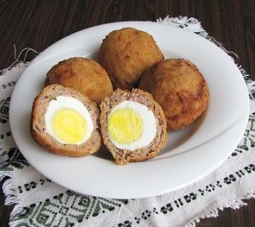 jajca po škotsko
