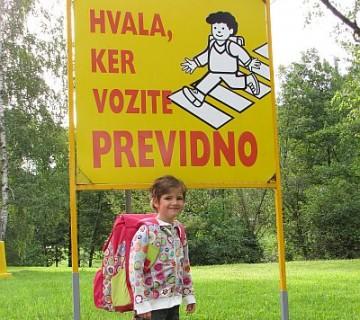 Pravila za varno pot v šolo | Marmelina | Vsakdanje – povsem enostavno