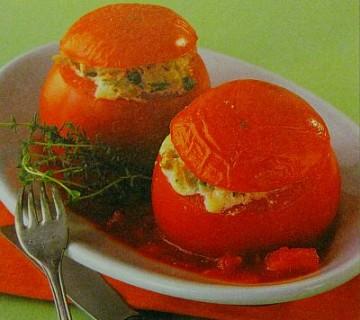 paradižniki s tuninim nadevom