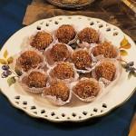 figove kroglice na krožniku