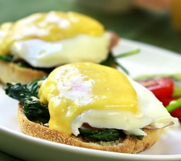 jajca po florentinsko