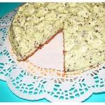 mentolova torta zeleni jurij
