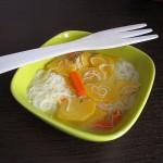 kolerabičina juha z rezanci
