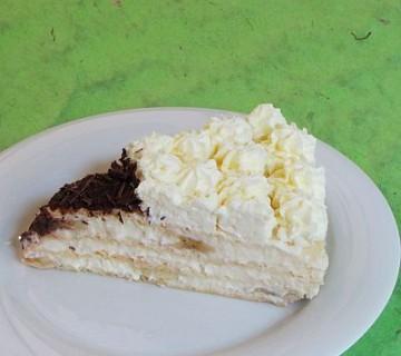 kos kokosove kremne torte