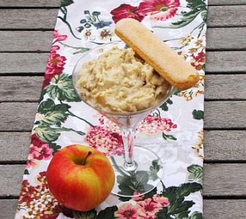 jabolčna krema
