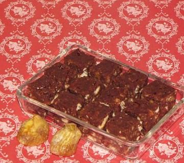 čokolada s figami