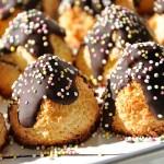 kokosovi poljubčki piškoti