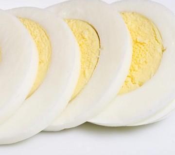 kuhanje jajc