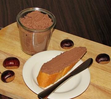 kostanjev čokoladni namaz