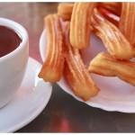 španski ocvrtki s čokoladno pmako